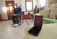Trova l'oro rubato a De Pellegrinin un mercato delle pulci in Albania