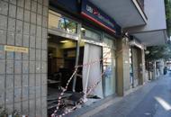 Bancomat sradicati con carro attrezzi,undici persone in arresto