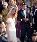 Morata e Alice, matrimonio a Venezia