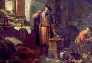 Provette, metalli, pietra filosofale Viaggio nel Museo dell'alchimista