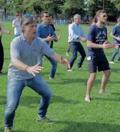 Sfidarsi a frisbee o «PsicoBoxe» Lo sport che allena a far business