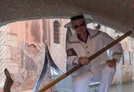 Hai, prima gondoliera di Venezia | Vd«Ora sono Alex,  transgender» | Foto