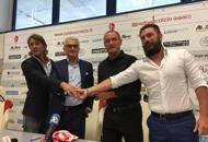Calcio Padova, il nuovo allenatore