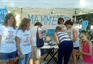 Pfas, le mamme lanciano le t-shirt: «State avvelenando i nostri figli»