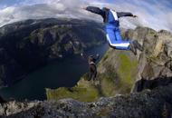 Il paracadute non si apre,base jumper muore sulle Dolomiti
