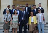 Verona, la nuova giunta SboarinaEcco tutti gli assessori e le deleghe