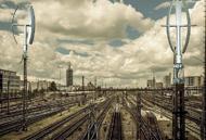 Le moderne «giostre eoliche»L'Europa premia Windcity