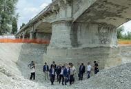 Il ponte sul Piave a Susegana chiude 300 giorni, traffico deviato