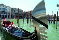 Rubano gondola sul Canal Grandea Venezia, denunciati due ubriachi