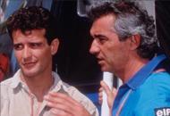 Briatore, foto amarcord per Benetton«L'uomo giusto per Cortina 2021»