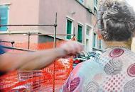 Mestre, anziana scippata in centroGiovane africano «arresta» il ladro