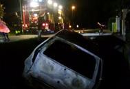 Auto in fiamme finisce nel fosso,muore la mamma del giostraioucciso dalla guardia giurata