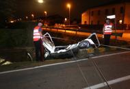 Camposampiero, sorpasso azzardatoMuore in moto vicino a casa | Foto