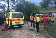 Tragedia sul sentiero del Monte BaldoAlbergatore muore dopo la scivolata