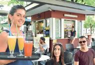 Verona, storie e glorie dei chioschibaluardo estivo per chi resta in città