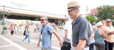 Clint Eastwood a Venezia | Foto girerà un film fra eroi e terroristi