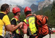 Turista fiorentina dispersasulle Dolomiti di Zoldo