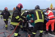 Schianto tra tre autovetture |FotoVenezia, cinque feriti in provincia