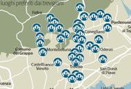 Treviso, la Marca della «camporella»Un sito raccoglie i luoghi migliori