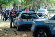 Blitz della polizia a Campo Marzo   FtDecine di controlli: trovata droga