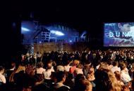 Mostra del Cinema di VeneziaDunkirk in scena all'ArsenaleLampi, tuoni e sommergibile