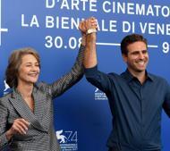 Venezia, Mostra del Cinema Rampling senza filtri  in «Hannah»