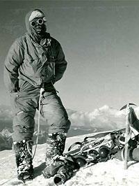 Lino Lacedelli sul K2