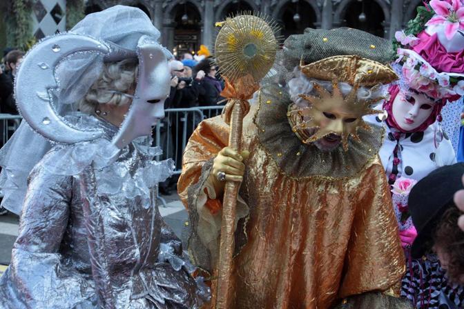Carnevale. Venezia Marketing Eventi