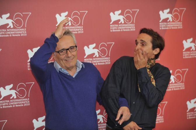 Marco Bellocchio e Pier Giorgio Bellocchio