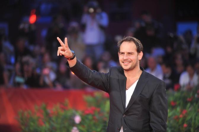 L'attore Moritz Bleibtreu