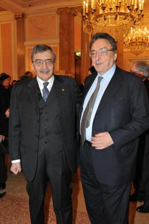 Cesare e Gianni De Michelis