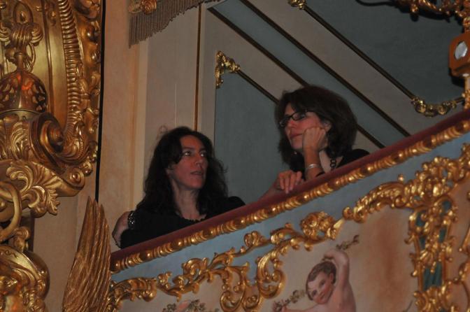 Serena e Silvia Nono
