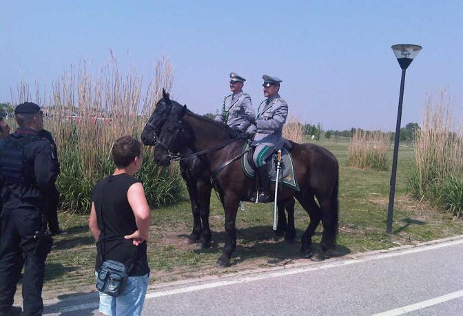 I cavalli del Papa (Pasqualetto)