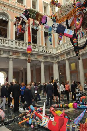 La mostra di palazzo Grassi (Marco Sabadin/Vision)