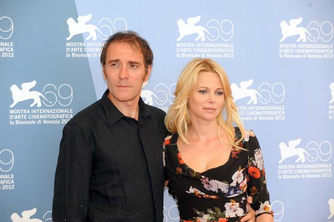Barbora Bobulova e Valerio Mastandrea