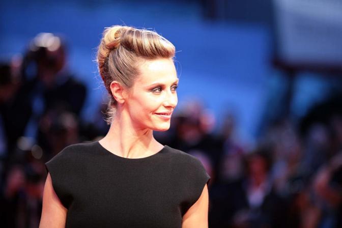 L'attrice Cecile De France (Andrea Pattaro/Vision)