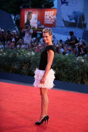 L'attrice Cecile De France (Claudia Manzo/Vision)