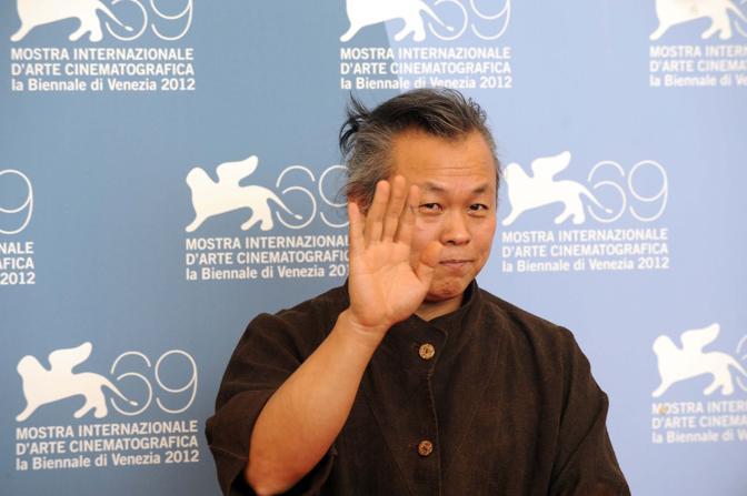 Cast del film Pietà, il regista Kim Ki-duk