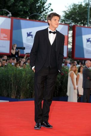 Fabrizio Falco, vincitore del premio Mastroianni (Andrea Pattaro)
