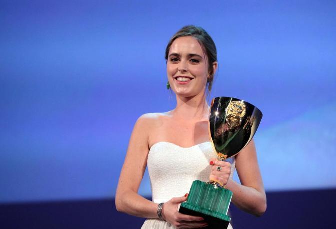 Coppa Volpi come miglior attrice a Hadas Yaron (A. Fiori)