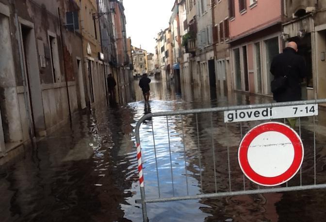 Calle San Giacomo