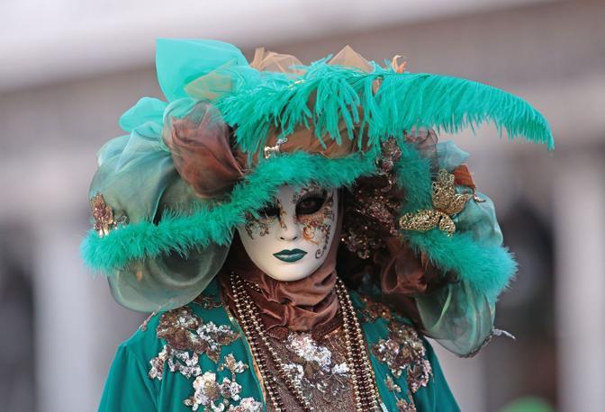 comprare bene elegante foto ufficiali Tutti i cappelli del Carnevale - Corriere Veneto