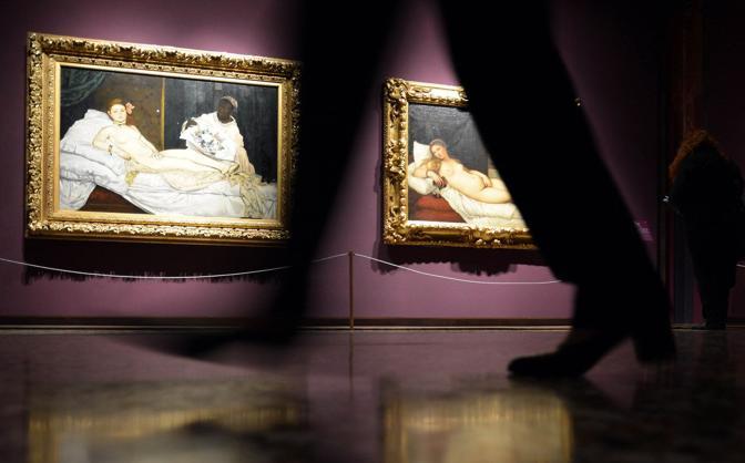 Manet a palazzo ducale corriere veneto for Mostra cina palazzo venezia