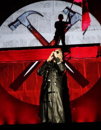 Padova. Concerto allo stadio Euganeo di Roger Waters