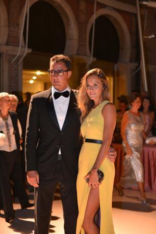 Natalia Borges e Lorenzo Tonetti
