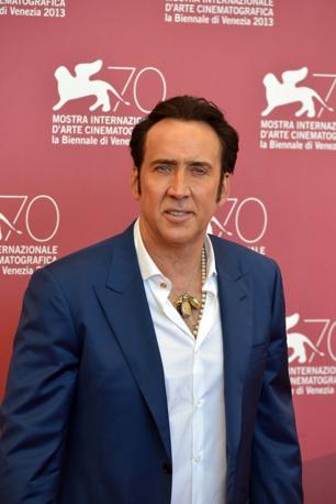 L'attore Nicholas Cage