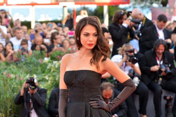 L'attrice e modella israeliana Moran Atias