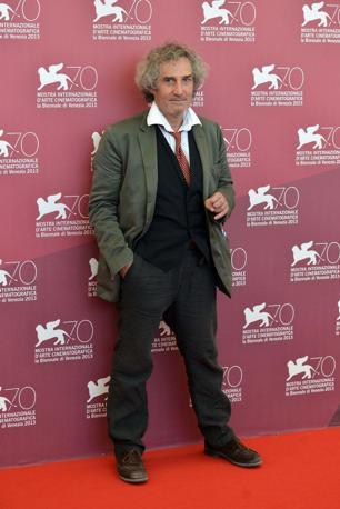 Il regista Philippe Garrel