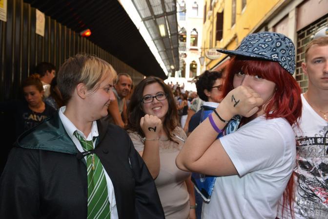La lunga coda per Daniel  Radcliffe