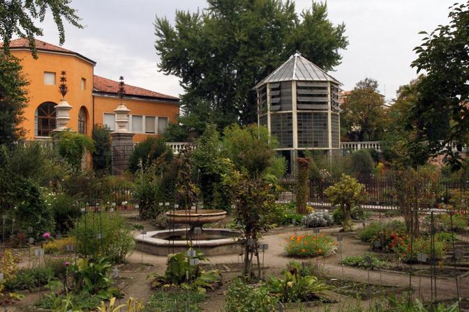 Padova. L'inaugurazione del Giardino della biodiversità all'Orto Botanico di Padova